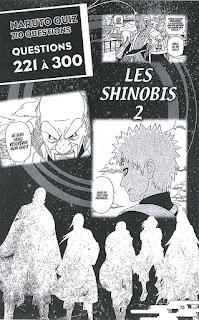 Naruto Quiz - 710 questions - es-tu simple aspirant ou graviras-tu les échelons jusqu'à devenir Hokage?