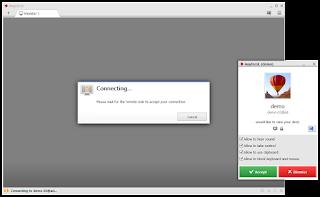 البرنامج الخطير AnyDesk 2.1.0  للتحكم بالاجهزة