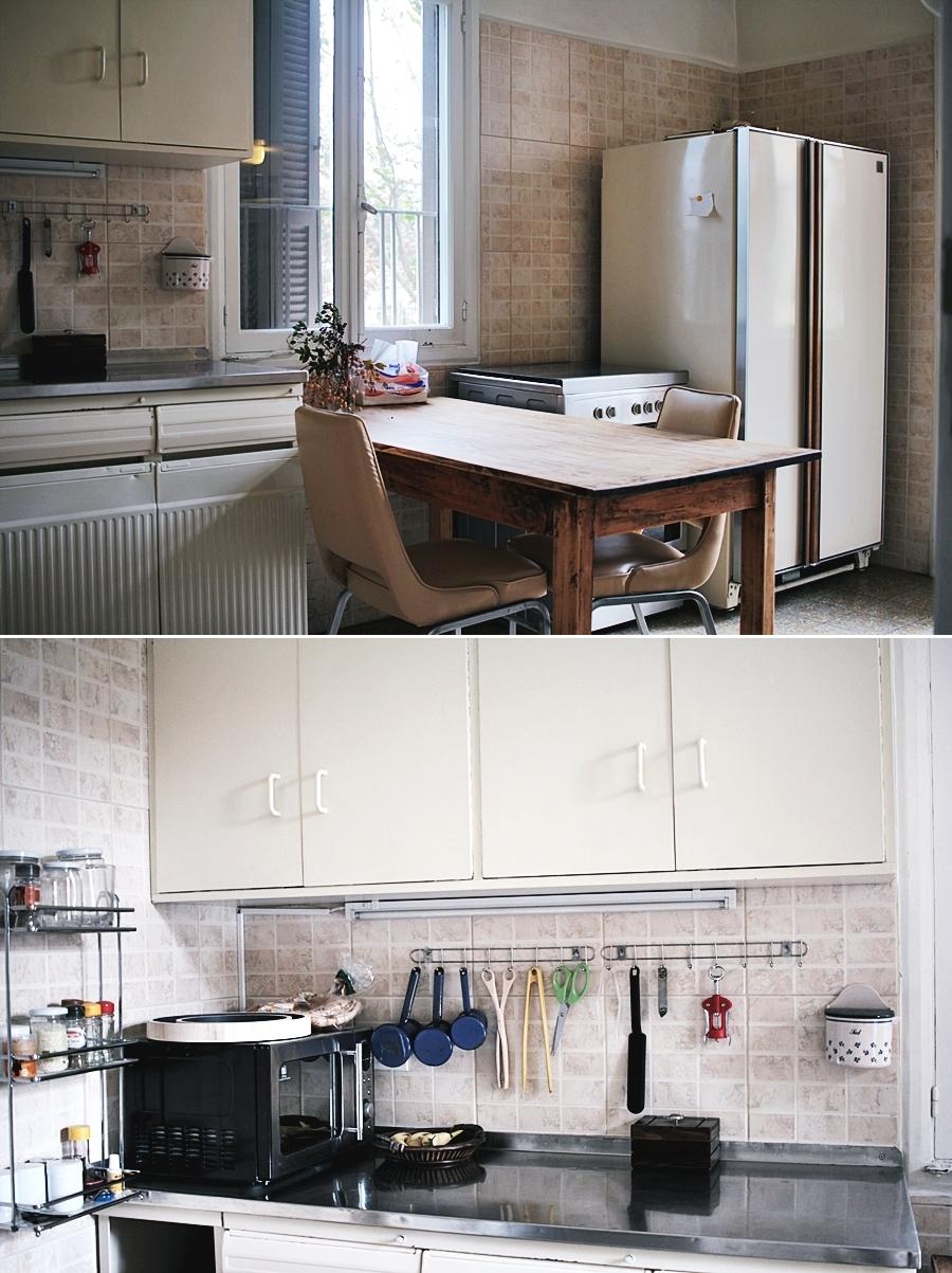 küche wohnen einrichtung