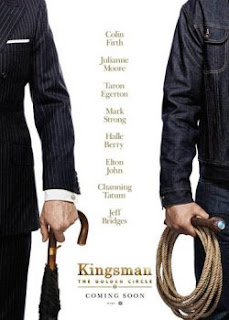 Download Film Kingsman: The Golden Circle (2017) HDTS Subtitlte Indonesia