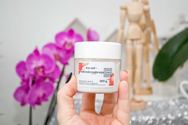 Korund kosmetyczny – mikrodermabrazja w domu