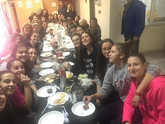 Μπάρμπεκιου πάρτι για γυναίκες, νεάνιδες και κορασίδες του Παναθλητικού-Φωτορεπορτάζ