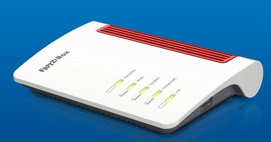 Come configurare modem FRITZ!Box su rete Fastweb