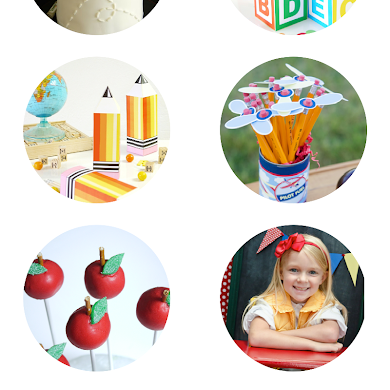 Our Cutest DIY Back to School Party Ideas