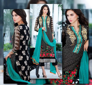 Latest-party-wear-indian-dresses-2017-designs-for-girls-1
