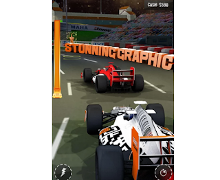 Real Thumb Car Racing