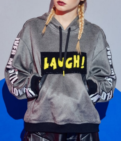 logo hoodies outfit