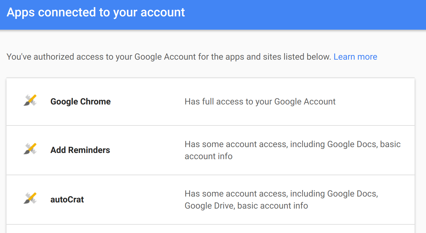The Electric Educator: How to protect your Google Account