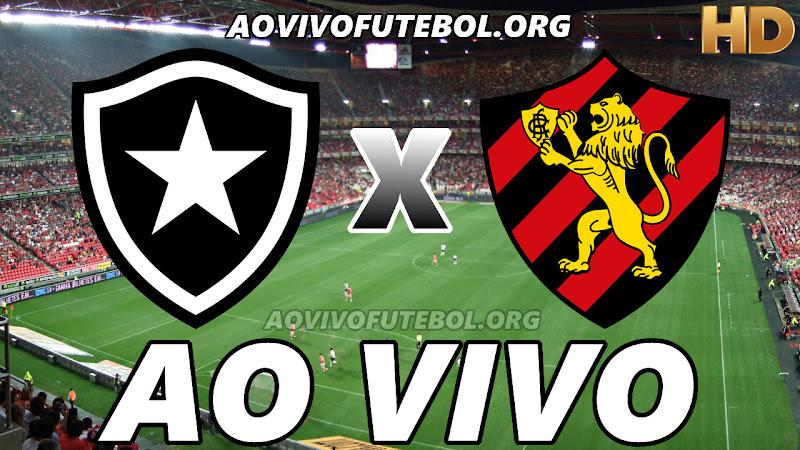 Botafogo x Sport Ao Vivo Hoje em HD