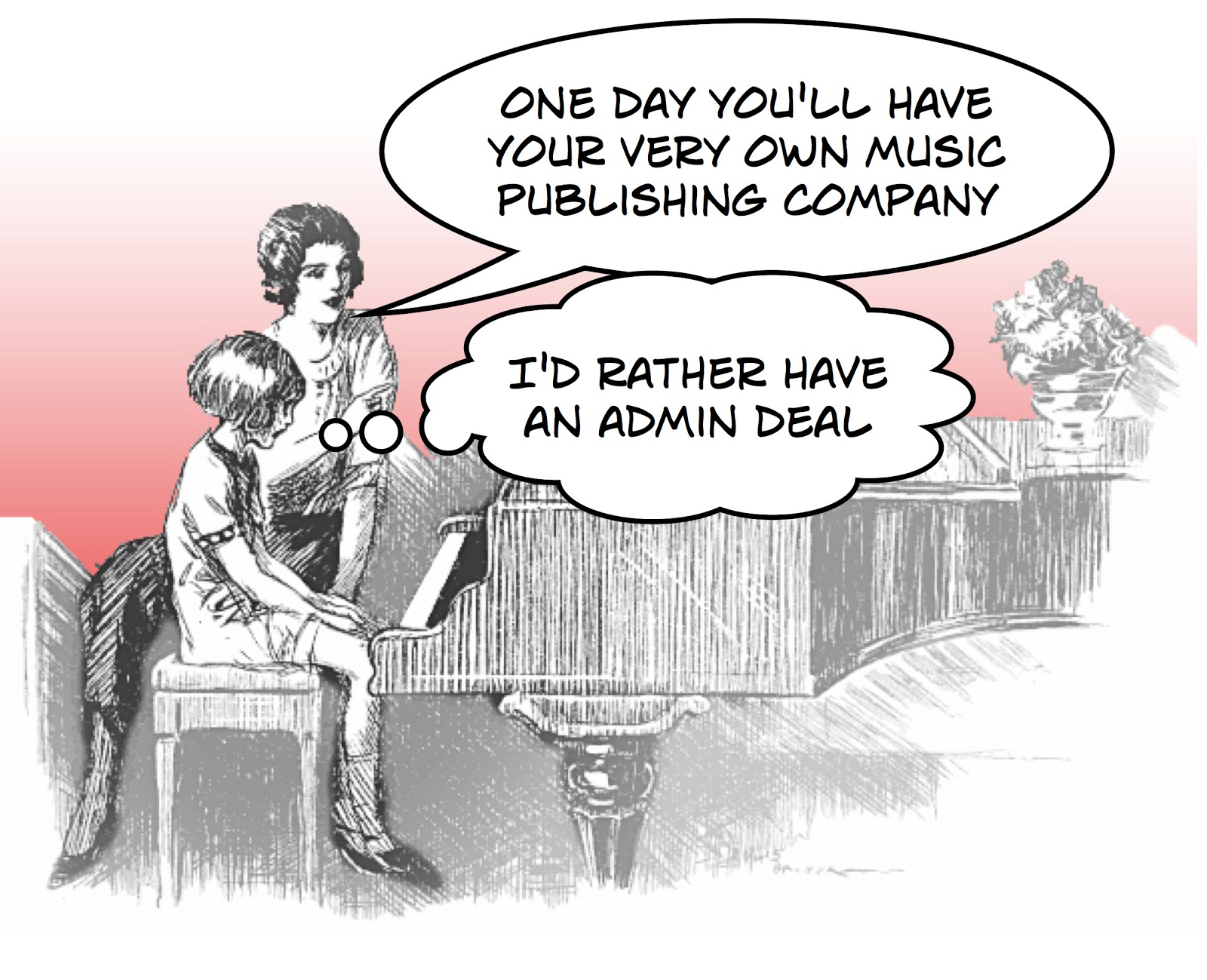 publishing administration deals