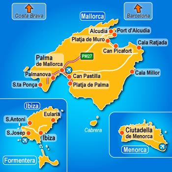 Majorca Island Mallorca Island Travel Guide and Travel Info