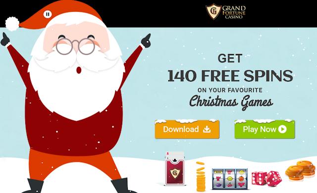 100 free spins grand fortune casino
