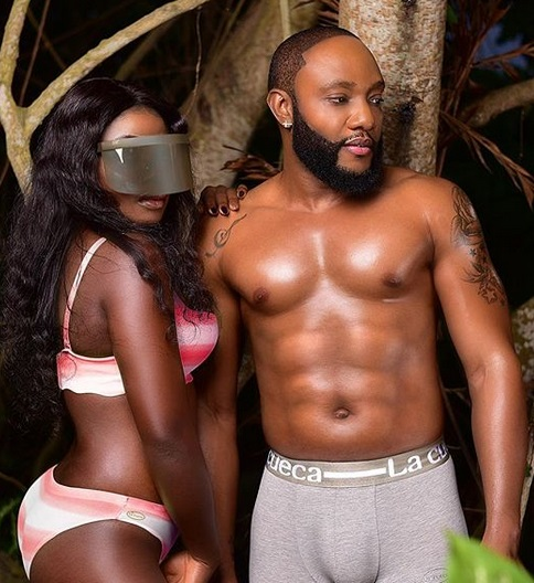 kc - Singer, Kcee Looks Dope As He Bares His Full Muscular Chest In New Photos