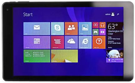 WinTab 8 Inch Windows Tablet