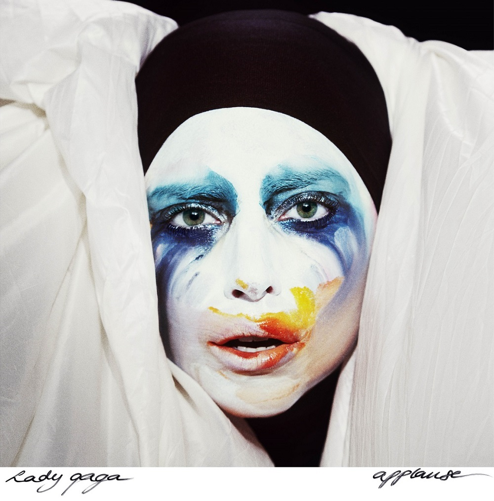 LADY GAGA APPLAUSE ARTPOP DELUXSHIONIST