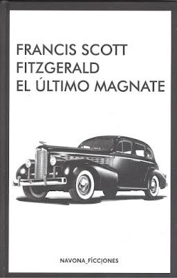 El último magnate - Francis Scott Fitzgerald (1941)