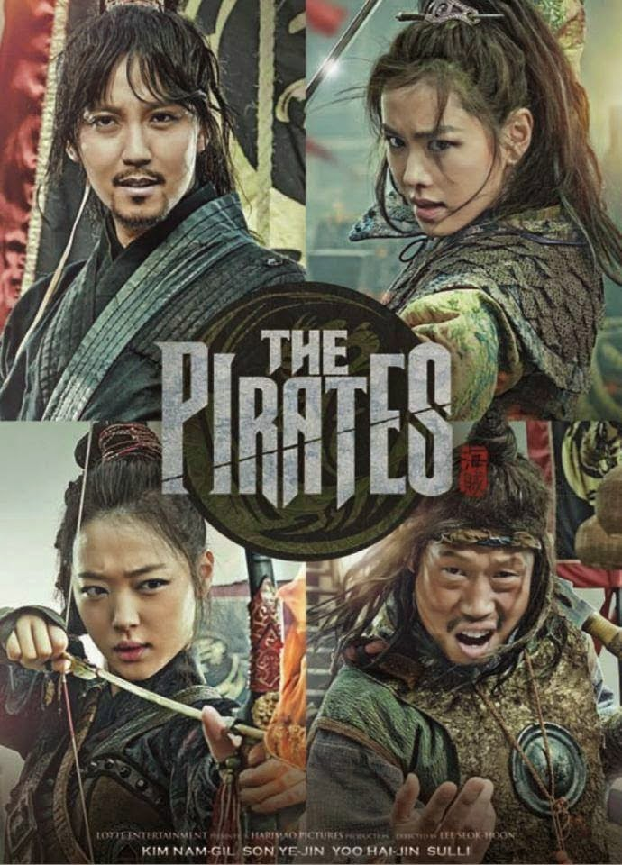 The Pirates (2014) HDRip ταινιες online seires xrysoi greek subs