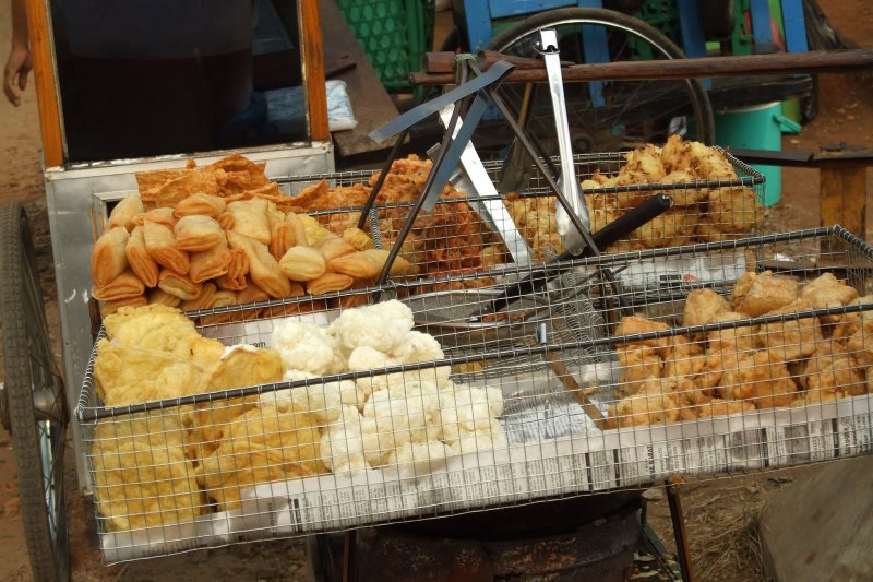 Mutiara Penyemangat Hidup: Gorengan, Makanan Praktis ...