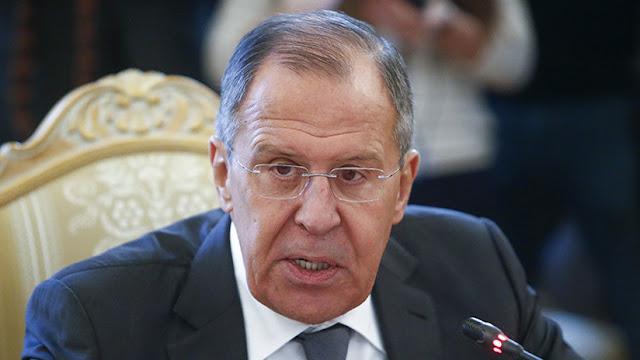 """Lavrov: """"Una serie de países han optado por desmembrar Siria"""""""