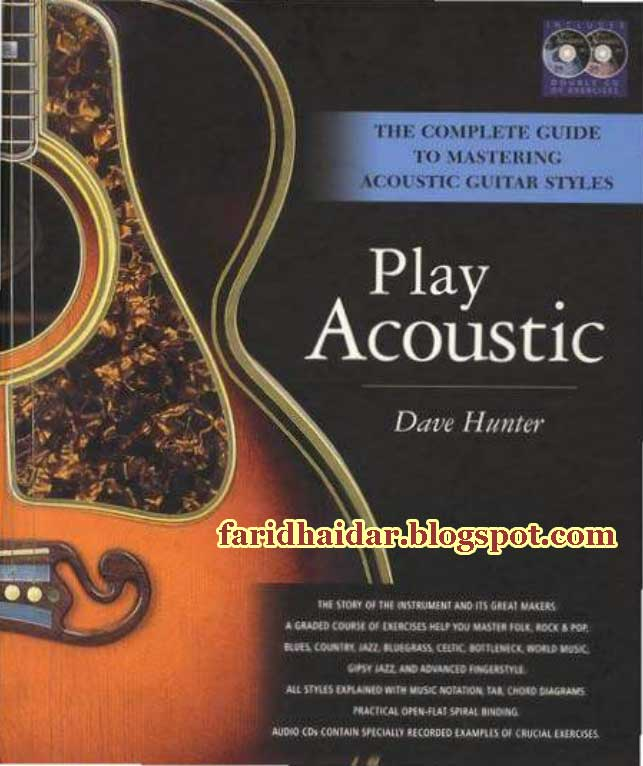 CD PROGRESSIVE BEGINNER FINGERPICKING GUITAR