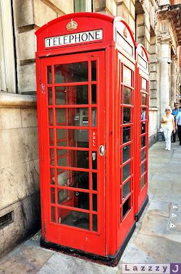 紅色電話亭