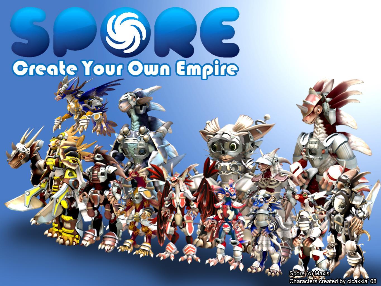 SPORE Pc Game Free Download Full Version