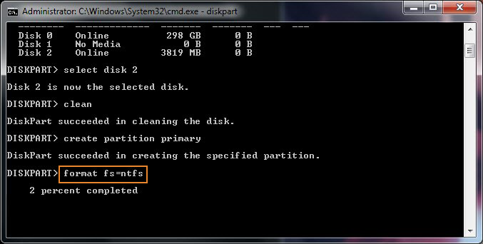 How to Format Hard Drive Using Command Prompt in Easy Steps
