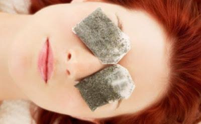 إستعمالات غير متوقعة للشاي الأخضر  ماسك تفتيح العناية بالبشرة green tea mask skin care