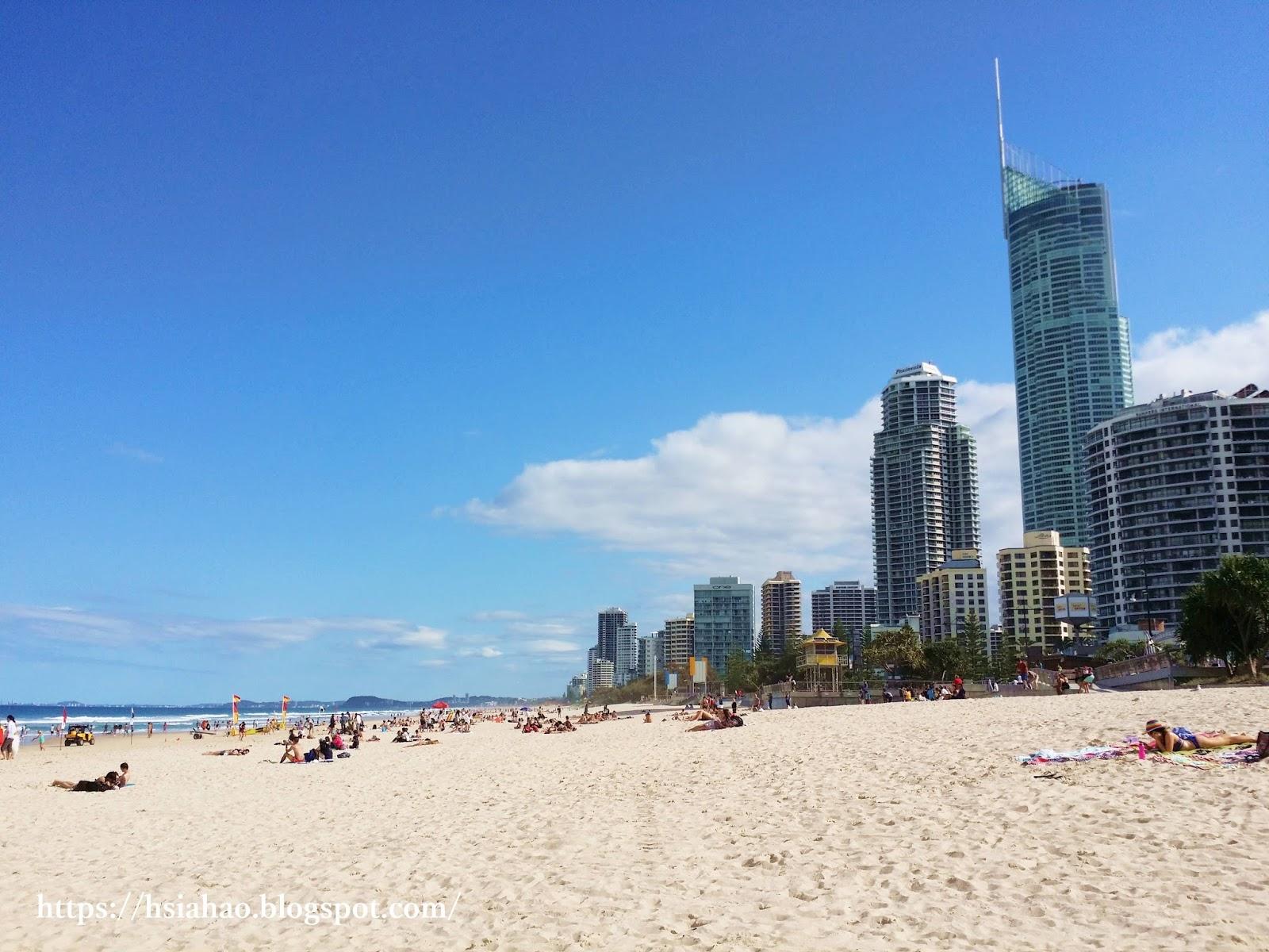 黃金海岸-衝浪者天堂-Gold-Coast-Surfers-Paradise