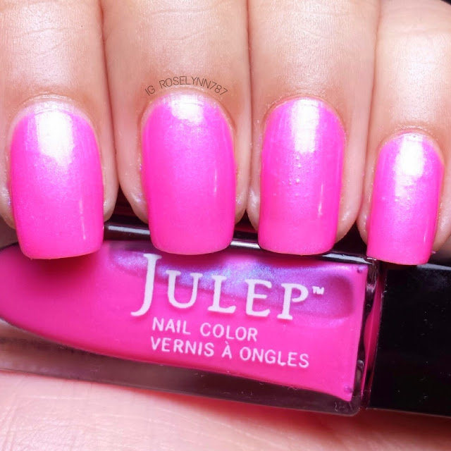 Julep Maven April Maren Swatch