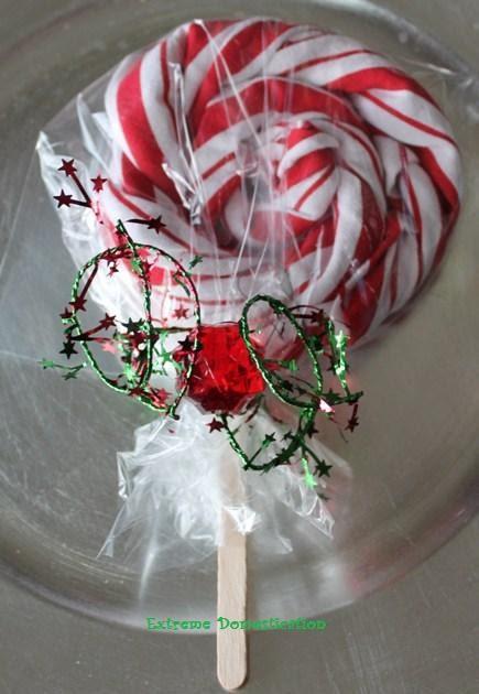 Extreme Domestication Swirly Lollipop Napkins