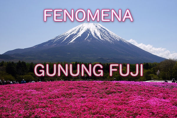 Fenomena Gunung Fuji Yang Mungkin Belum Kamu Ketahui