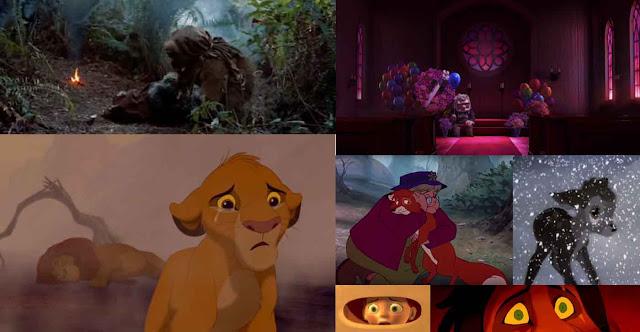 La mosaïque de la tristesse Disney