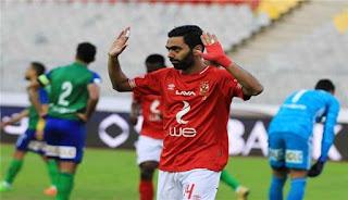 الأهلي يحسم مصير حسين الشحات