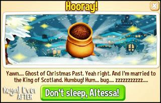 Reward for A Royal Christmas Carol Part 1