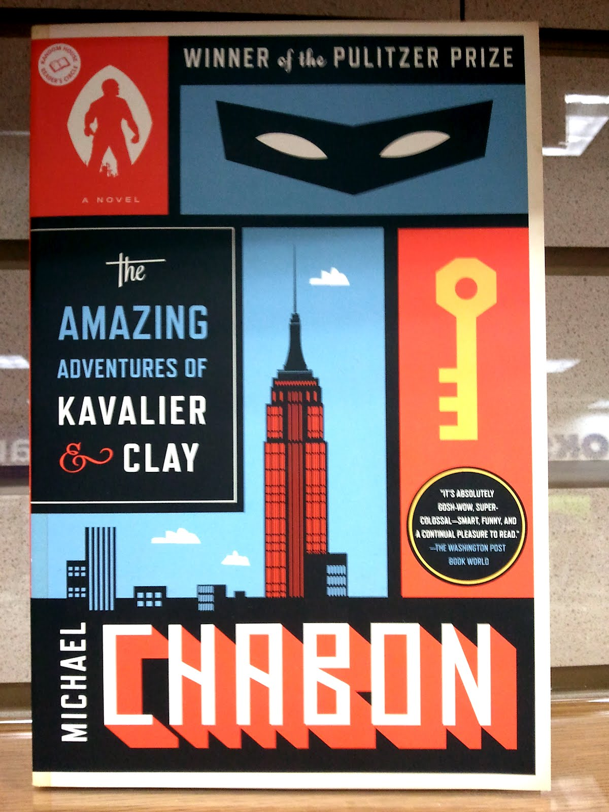Ethan Sherman The Amazing Adventures Of Kavalier Amp Clay