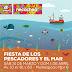 Fiesta de los Pescadores y  el Mar en Semana Santa