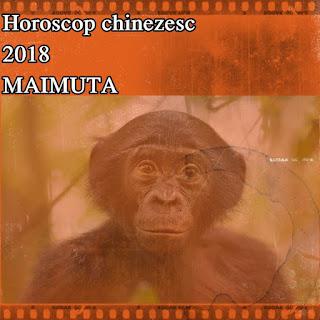 Horoscop chinezesc 2018 Zodia Maimuta