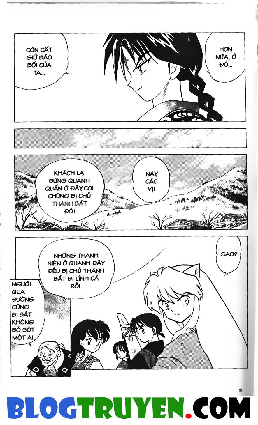 Inuyasha vol 26.2 trang 6