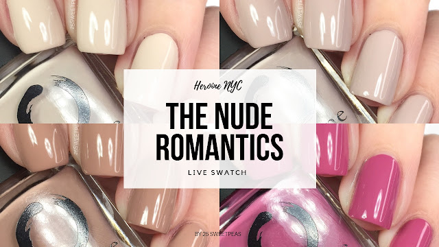 Heroine NYC The Nude Romantics