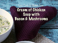 Cream of Chicken Soup with Bacon Recipe