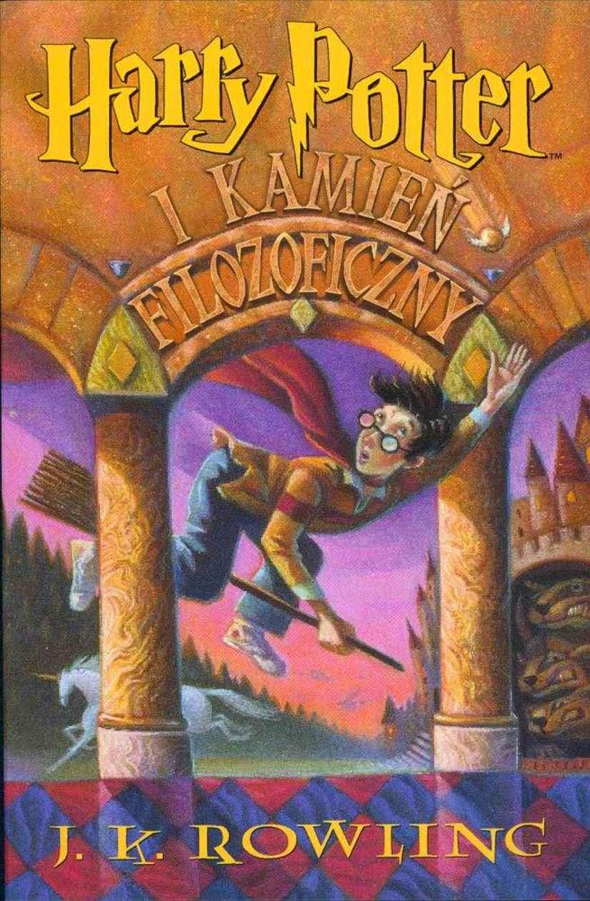 """""""Harry Potter i Kamień Filozoficzny"""" - RECENZJA"""