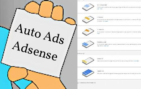 Cara Pasang Iklan Auto Ads Google Adsense di Template Valid AMP