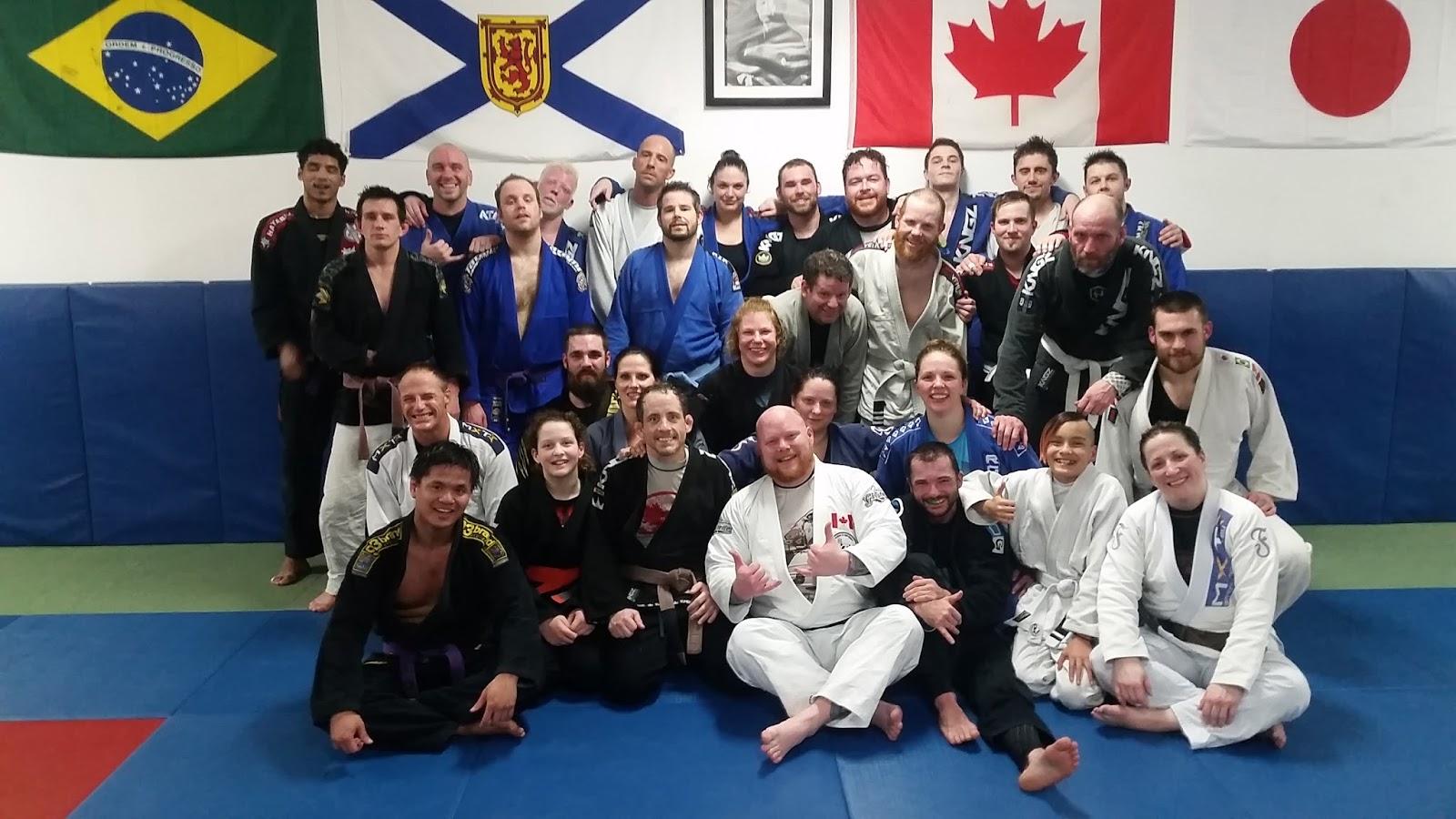 BJJ Globetrotters | Halifax & Sydney Nova Scotia Canada