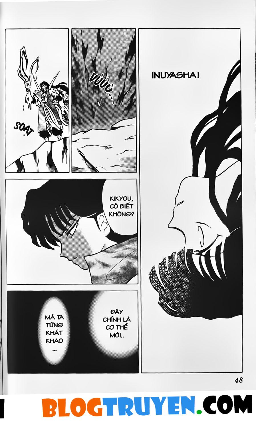 Inuyasha vol 29.3 trang 9