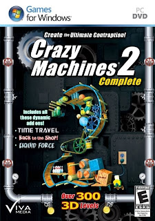 Crazy Machines 2 Complete – PC – (2011)