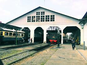 Kereta Wisata Ambarawa-Tuntang