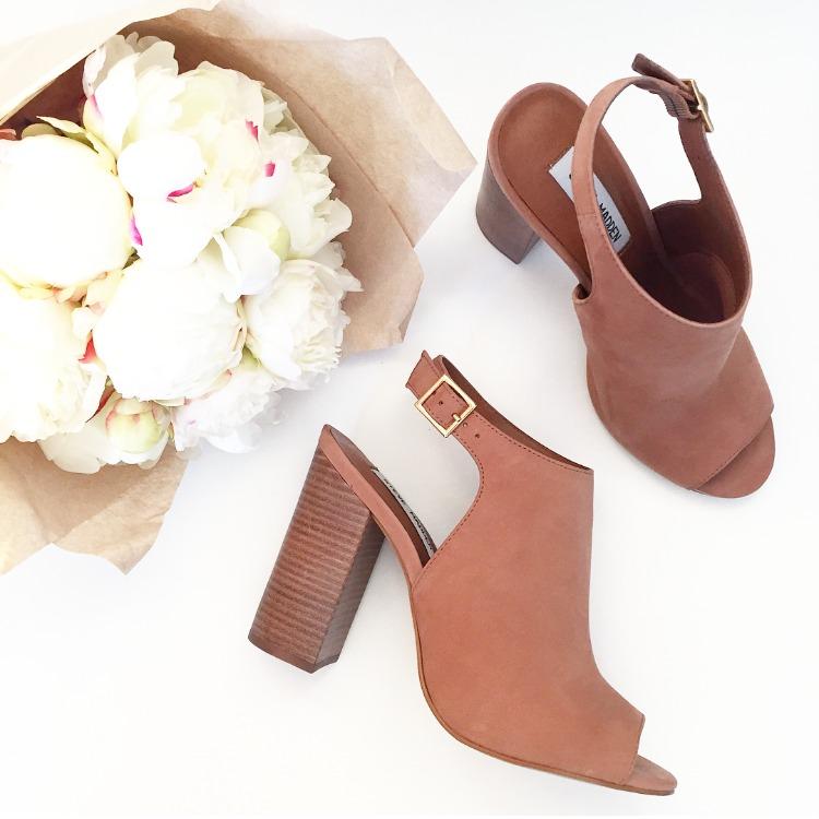 Steve Madden Claara Block Sandal, steve madden shoes, heels, summer heels