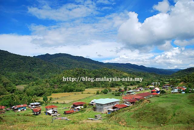 Sarawak Bakalalan Highlands