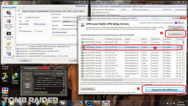 tutorial Softether VPN